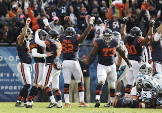 Chitown Bears On Fast Track to Superbowl?