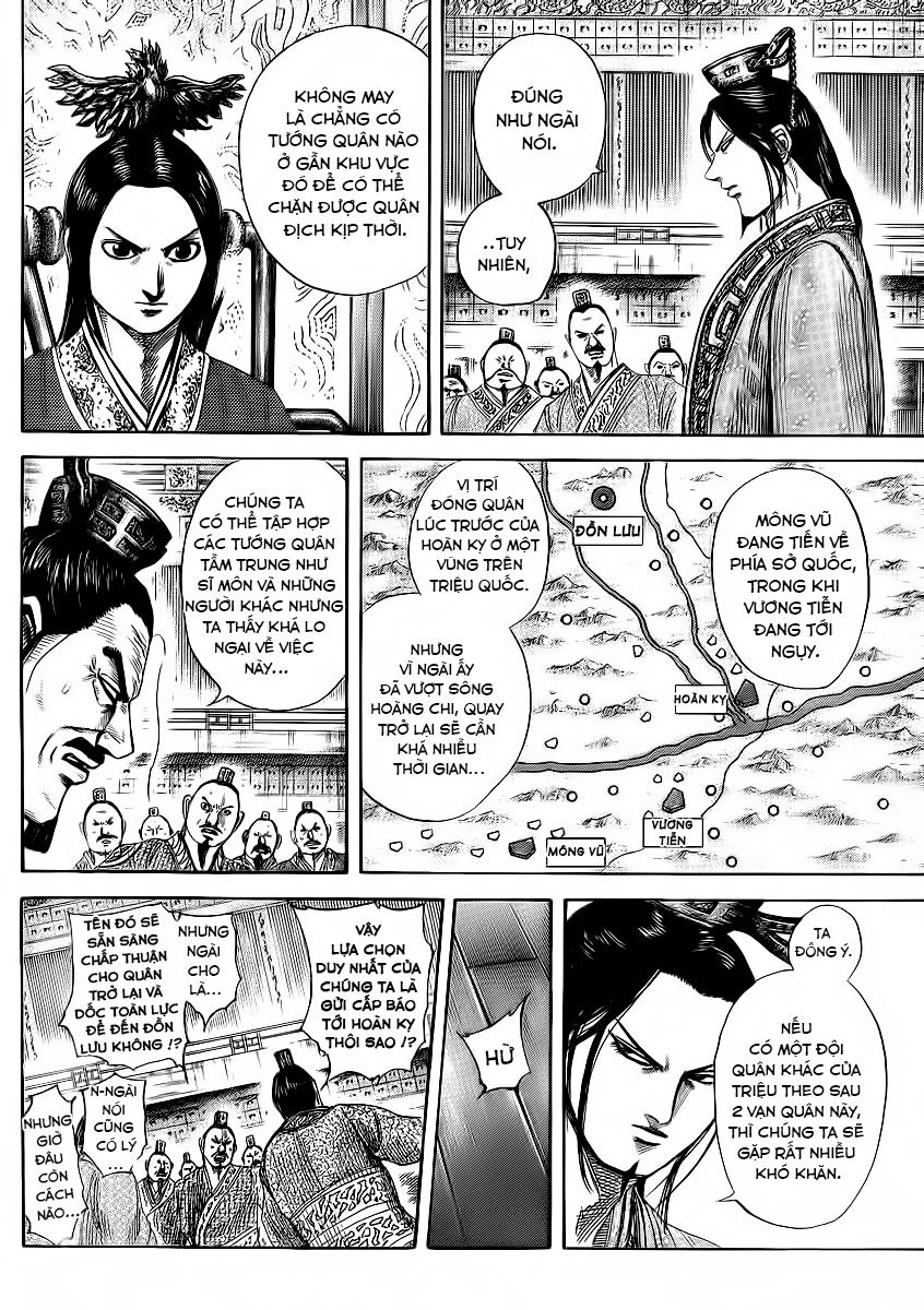 Kingdom - Vương Giả Thiên Hạ Chapter 369 page 15 - IZTruyenTranh.com