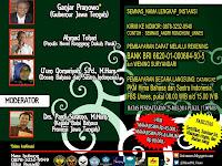 Seminar Nasional Eksistensi Bahasa dan Sastra Indonesia