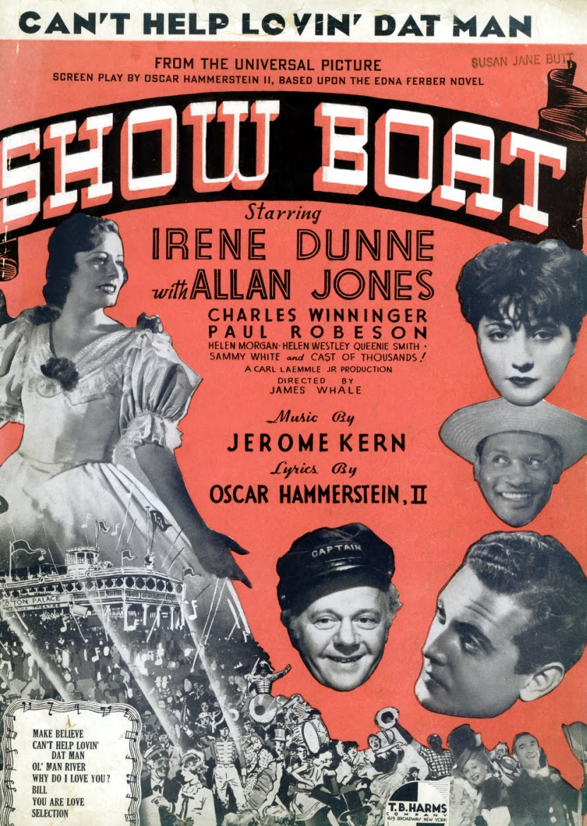 a review of show boat a 1936 film by james whale Jim's film website: selected films by robert wise  the only director besides the  great james whale ( bride of frankenstein , the definitive show boat , 1936) to.