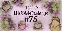 Challenge #75 - August 2013