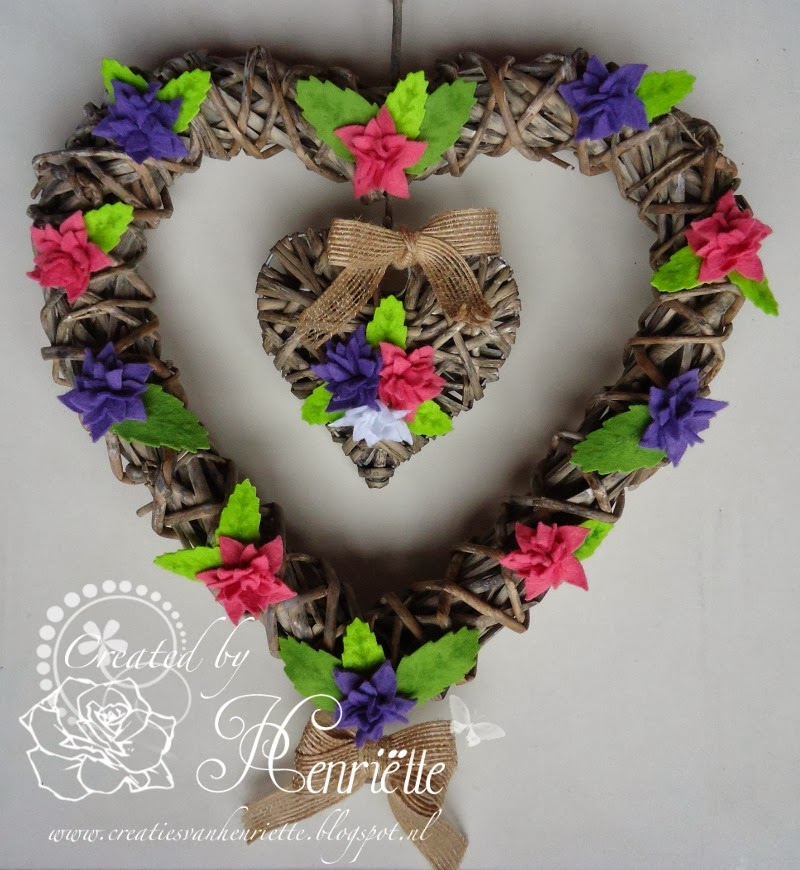 prachtige bloemen jarig van harte