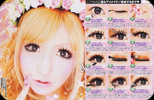 Как сделать макияж что бы быть как кукла