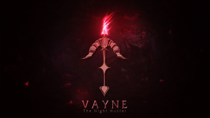 Vayne logo icon League of Legends