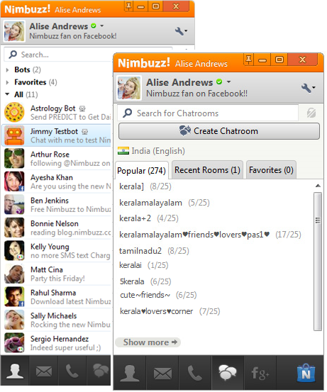 Download Nimbuzz New For Java