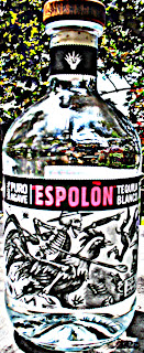 Espolon tequila pure agave
