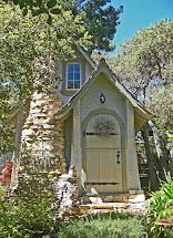 Hugh Comstock Fairy Tale Cottage House Plans