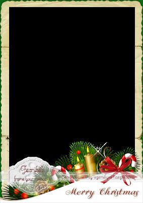 ~~ Karácsonyi keret