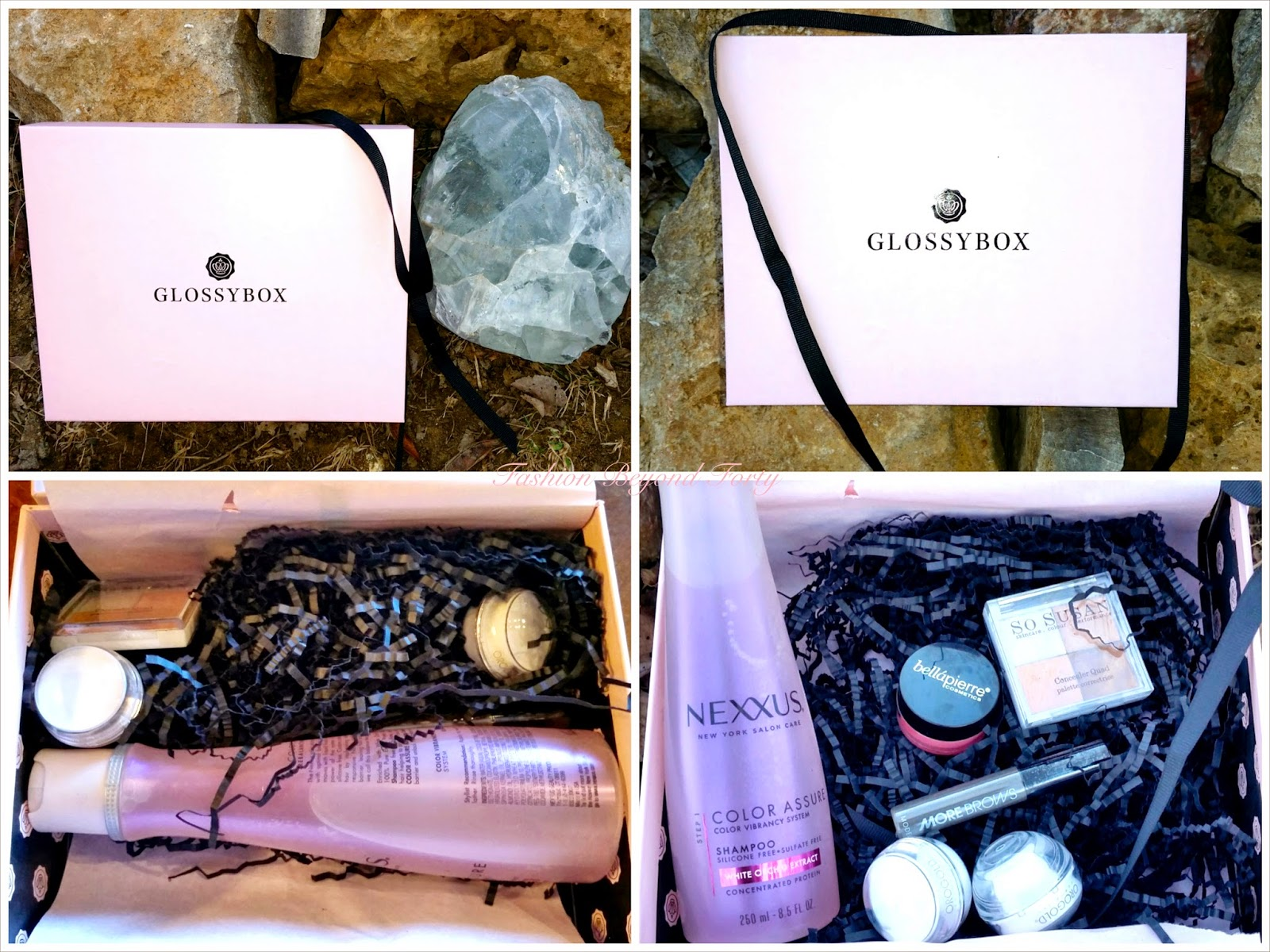 March Glossybox Review