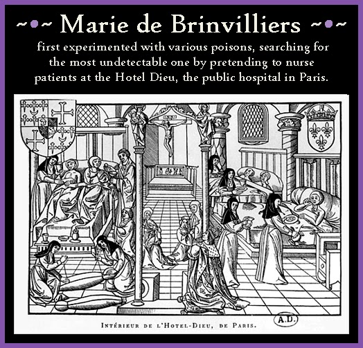 brinvillier Get this from a library the marquise de brinvillier : celebrated crimes [alexandre dumas] -- craving a top-notch true crime novel from the distant past curl up.