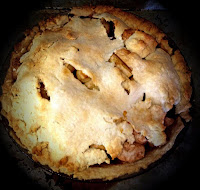 Apple Pie free of dairy soy egg peanut treenut fish shellfish