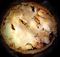 Apple Pie free of dairy soy egg peanut treenut fish shellfish
