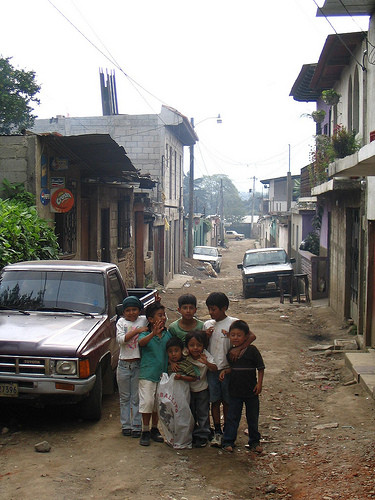 In Guatemala, bratty kids are often called ishtos