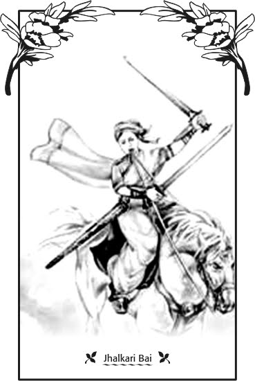 rani lakshmi bai bravery woman The sepoy mutiny of 1857 is often termed as the first war of independence in india one of our bravest rebels who fought against the british was the warrior queen of jhansi, rani lakshmi bai hugh.