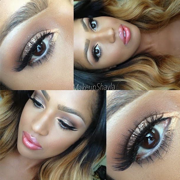 TOP 10: Make Pele Negra @makeupshayla