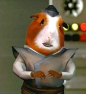 Raças dos hamsters