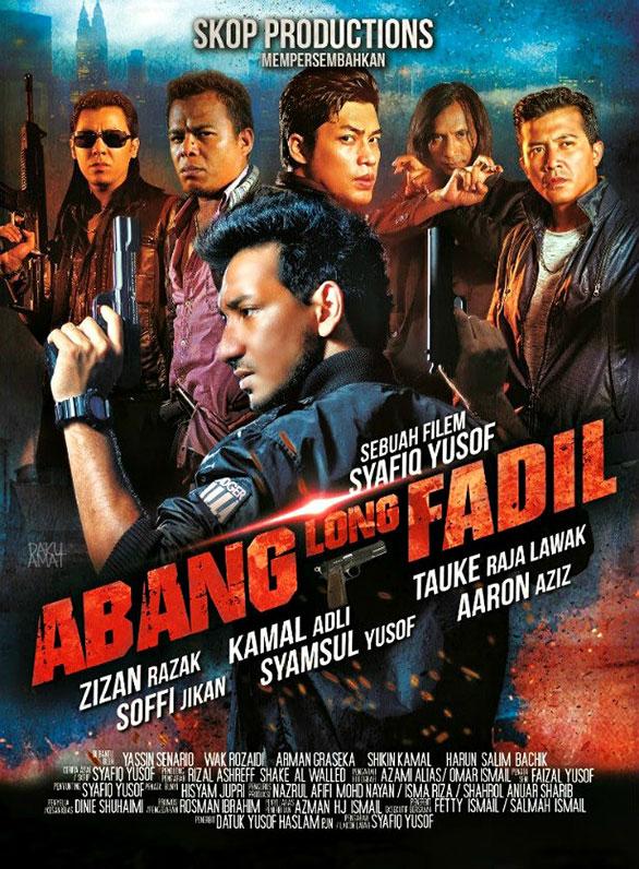 TONTON ONLINE KOT Abang Long Fadil 2014