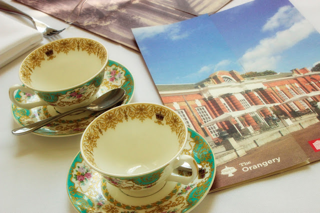 English Tea Cups at The Orangery| Chichi Mary Blog