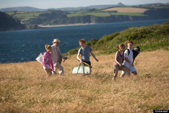 Comédie romantique Voyage dans le Temps Domhnall Gleeson Rachel McAdams Bill Nighy