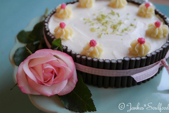 Prosecco Cheesecake