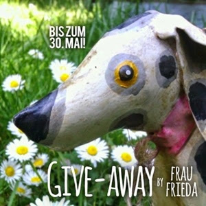 Give Away bei Frau Frieda