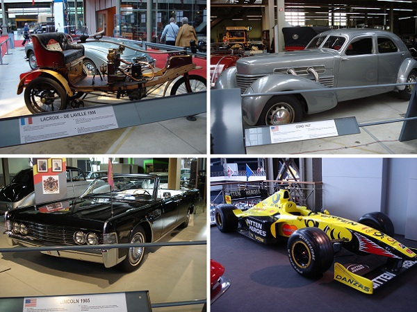 Top 10 Bruxelas: (5) Museu Autoworld