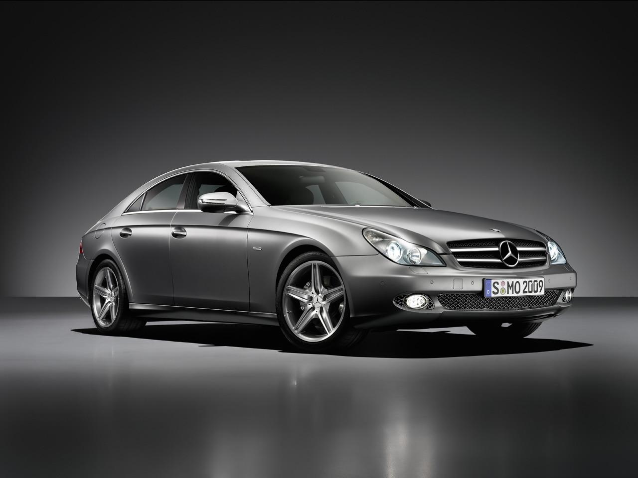 Mercedes benz cls 500 carros extremos for 2009 mercedes benz cls 500
