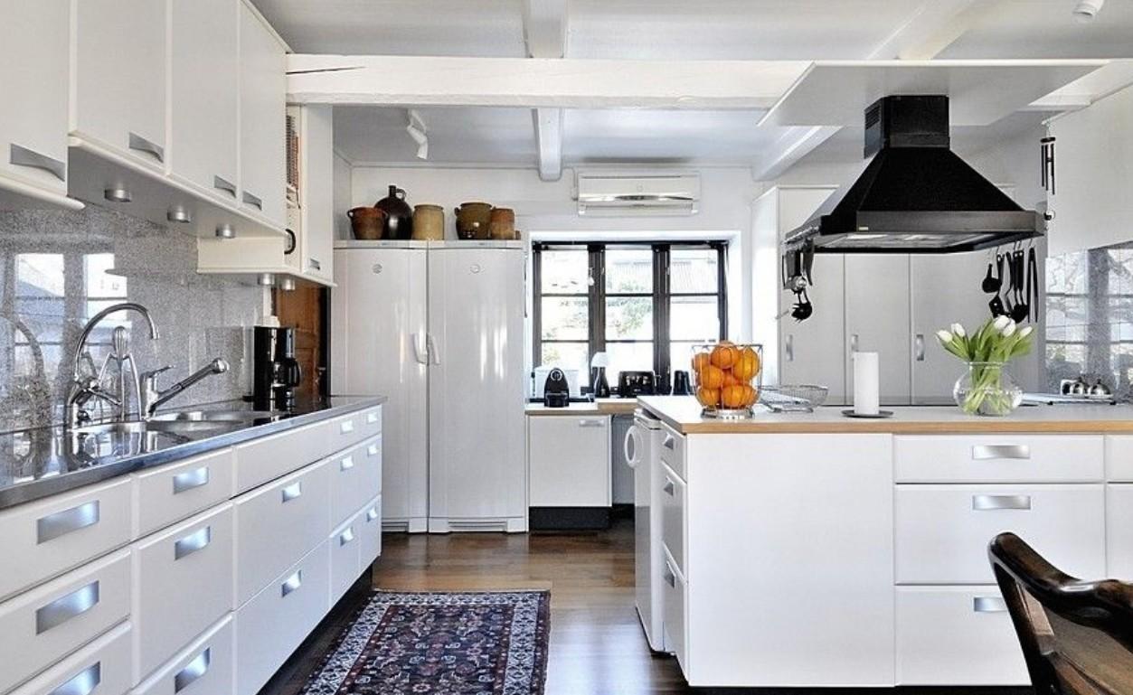 White Kitchen Interior Design kitchen ideas for white interior design