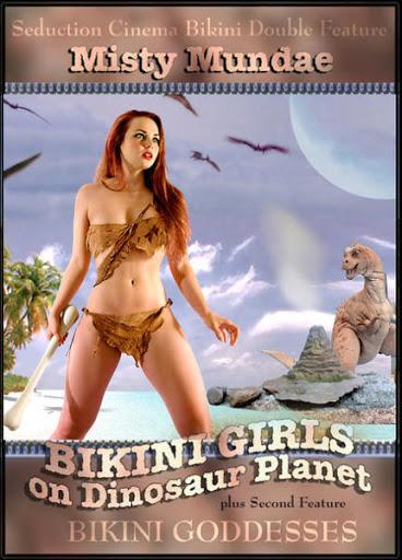 Bikini Girls on Dinosaur Planet (2005)