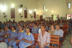 Missa do Bacamarteiro em Abreu, 2012