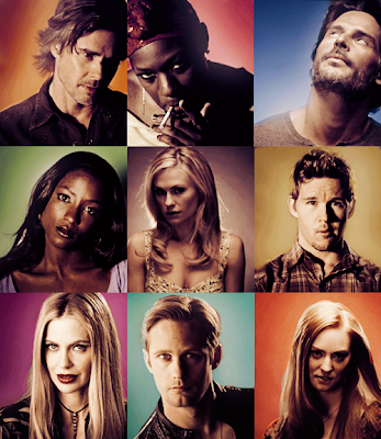 true blood season 4 promo shots. True blood Season 4 is almost