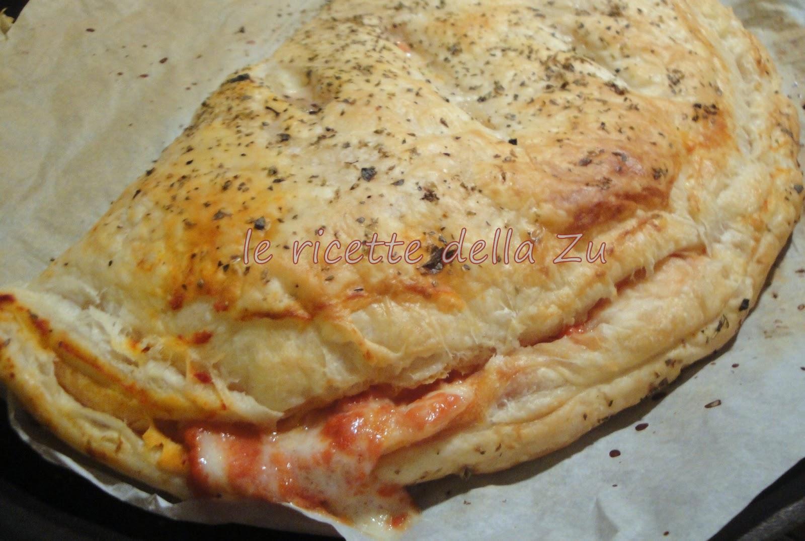 Ricette con pasta sfoglia senza formaggio