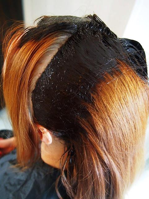 Hiusten kasvivrjäys kotona