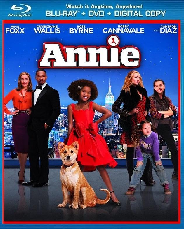 Annie (2014) หนูน้อยแอนนี่ [Master มาใหม่] [เสียงไทยมาสเตอร์ 5.1]