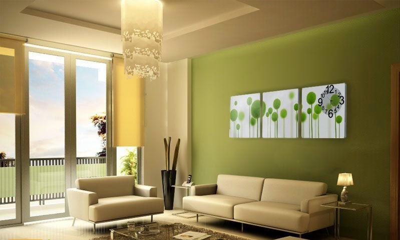 hiasan unik dinding rumah minimalis