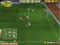 Jogar futebol 3d