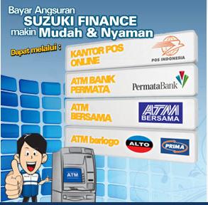 Lowongan Kerja SMA/SMK Suzuki Finance