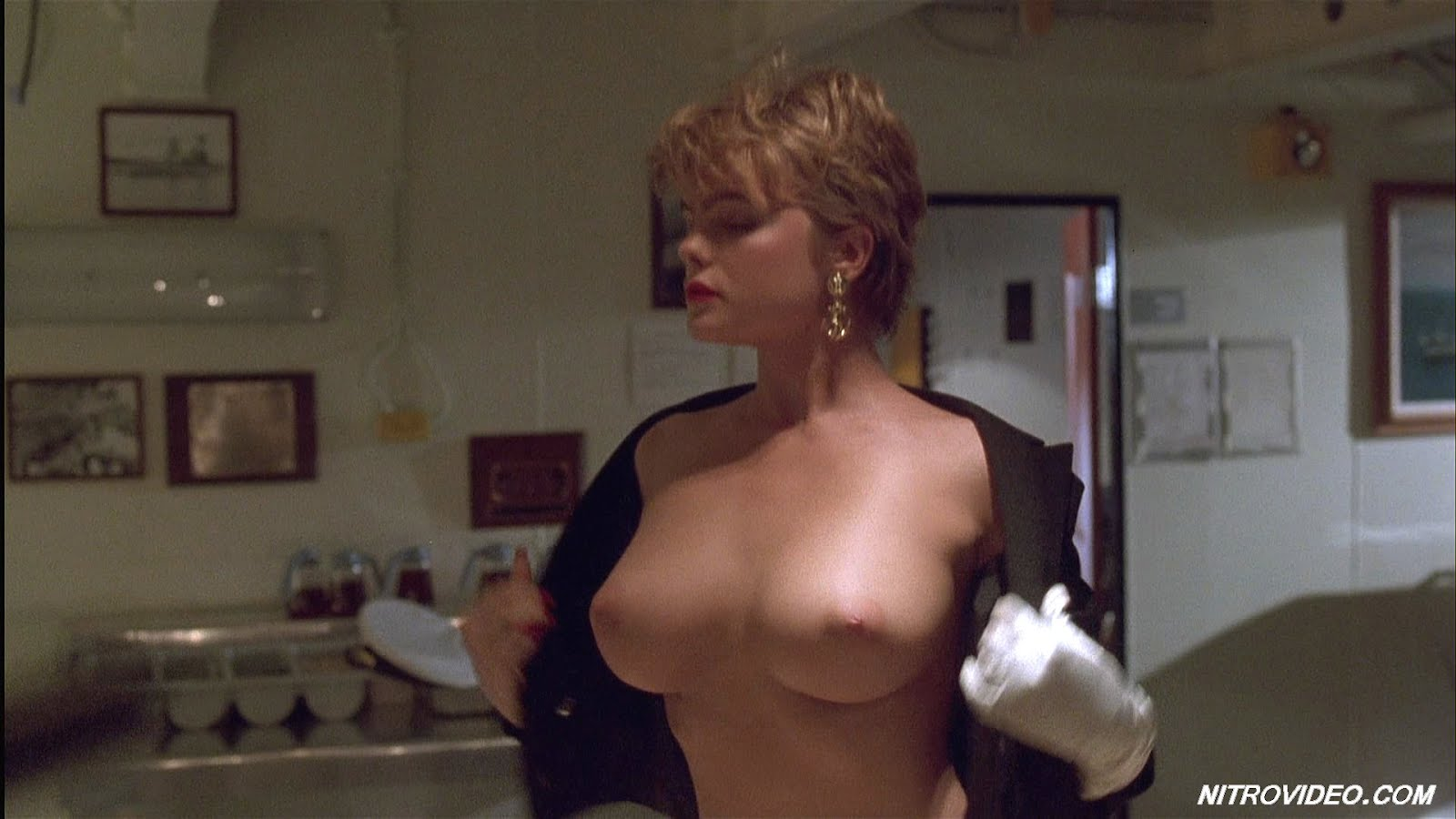 erika eleniak boobs