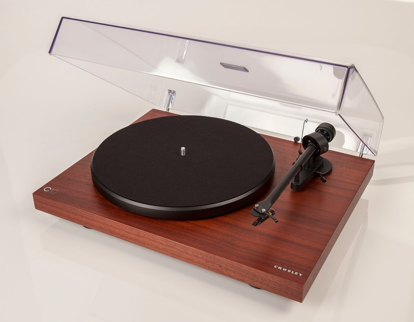 Crosley Moves Up The C10 Turntable Part 1 Of 2