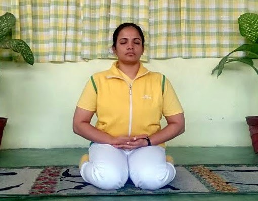 Virasana Pose with Benefits