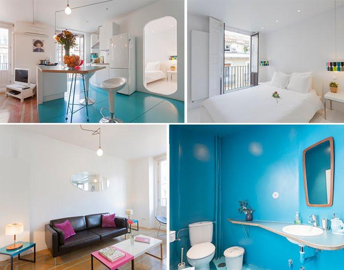 4 apartamentos tur sticos de madrid en los que podr a vivir aubrey and me - Apartamento turistico madrid ...