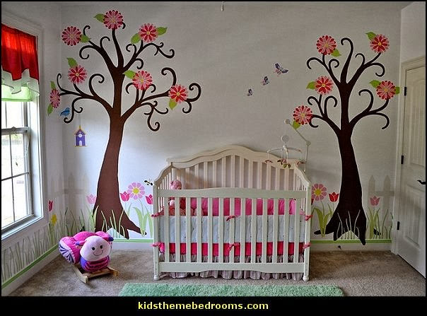 Terrific Decorating Theme Bedrooms Maries Manor Baby Girl Garden Download Free Architecture Designs Oxytwazosbritishbridgeorg