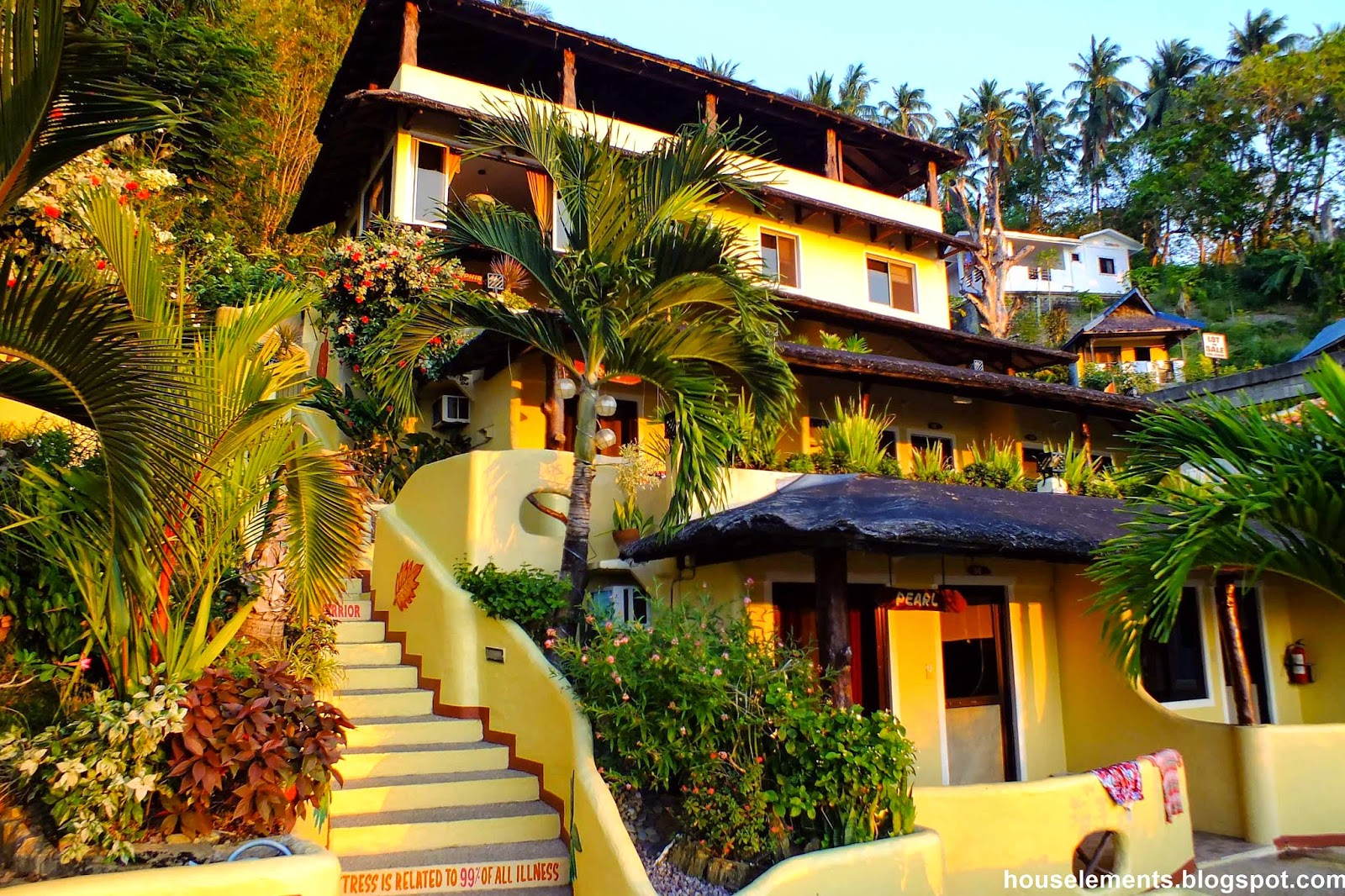 Oriental Sabang Hill Resort Rooms