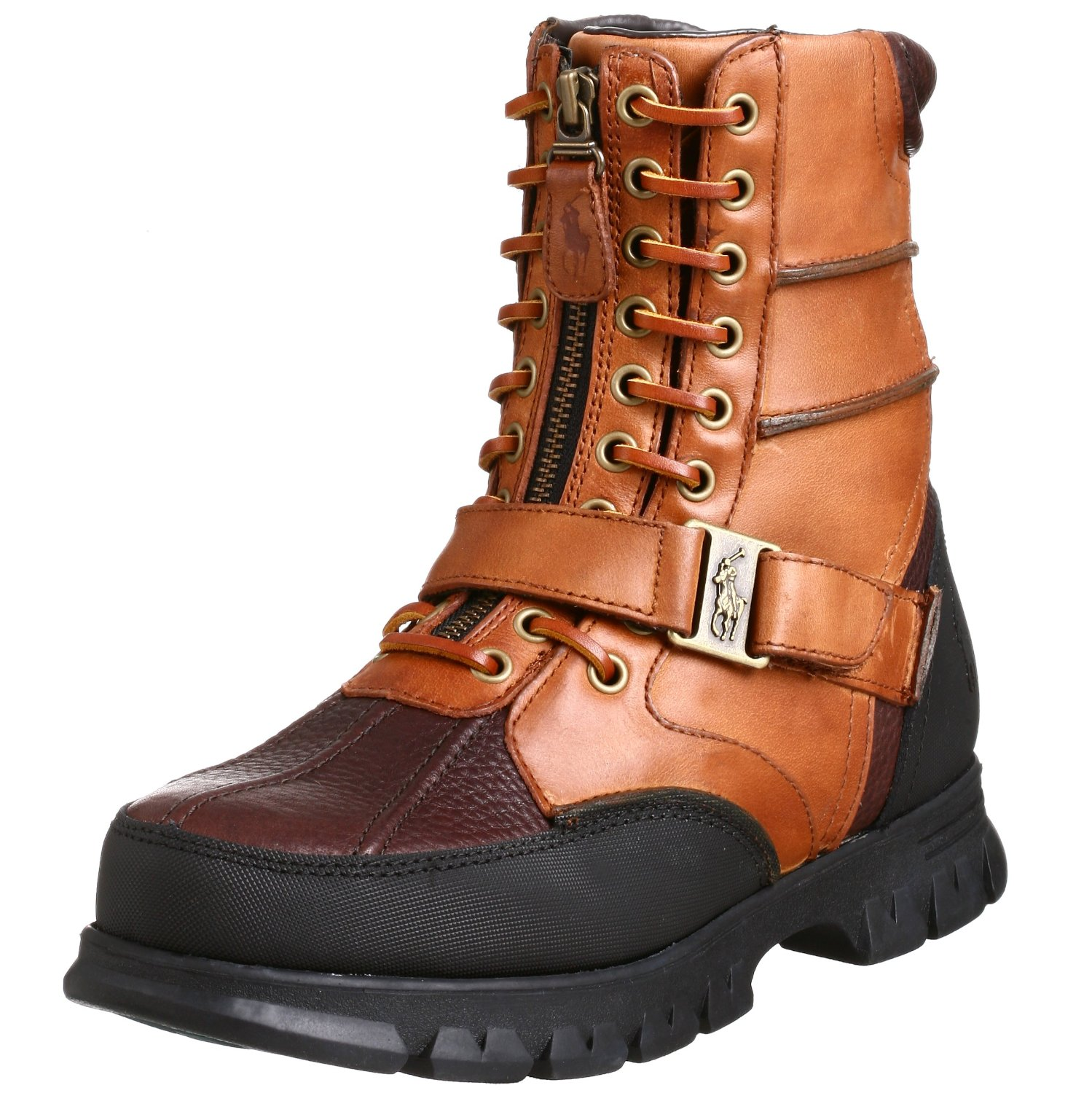 Polo Ralph Lauren Men\u0026#39;s Holden Lace-Up Boot are designed and manufactured with the topmost tending. The artisanship is following to none and the quality of ...