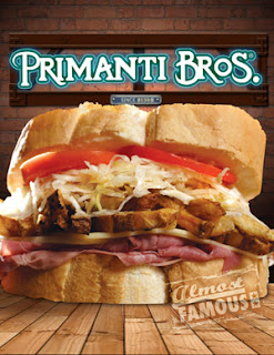 Primanti Bros., Manliest Restaurant in America, Pittsburgh, talent network