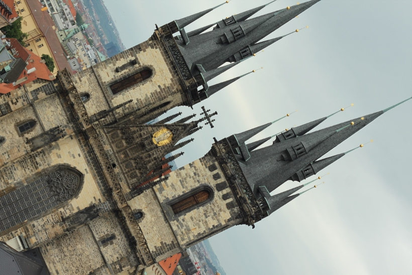 Towers Prague