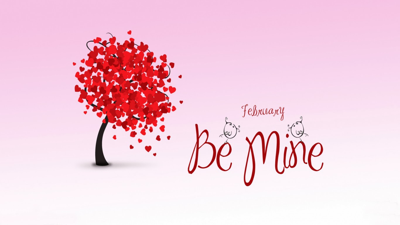 Cute Valentines Day Beautiful Backgrounds 2014 ...
