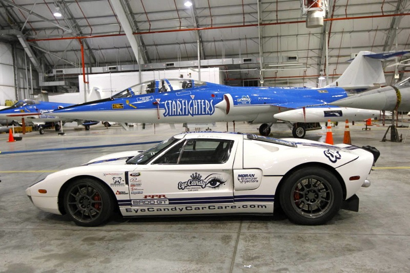 Ford Gt Worlds Fastest Street Car