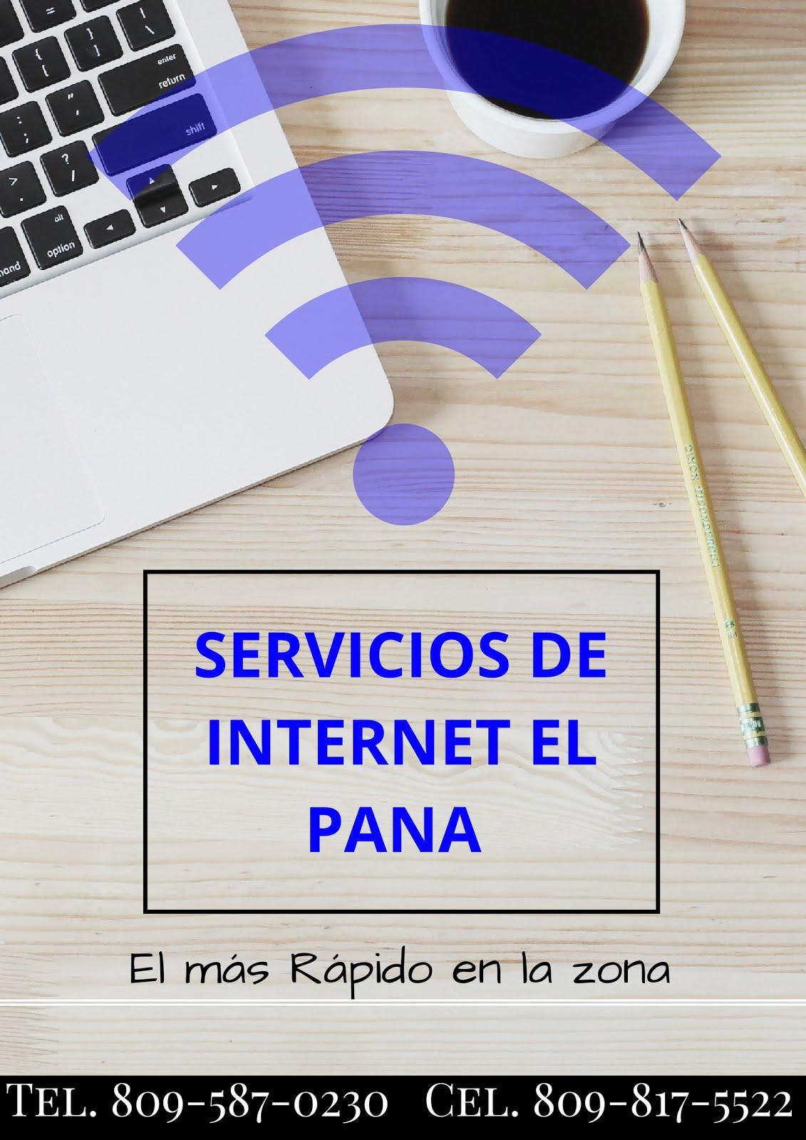 INTERNET EL PANA