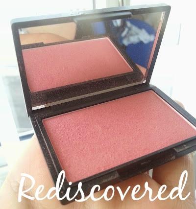Sleek Rose Gold Blush